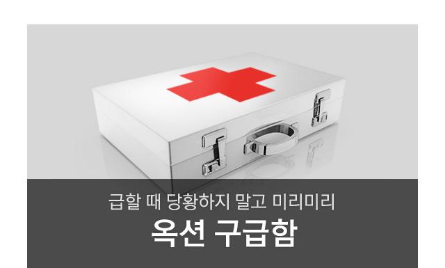 옥션 구급함 페이지 바로 가기
