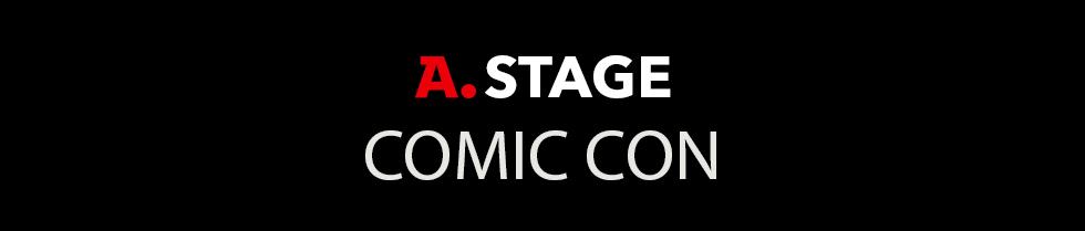 A Stage COMIC CON